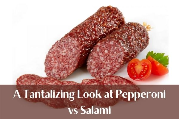 Pepperoni vs Salami