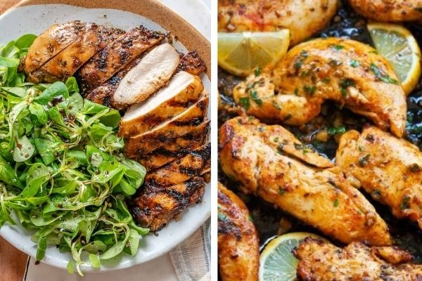 Chicken Breast Vs Tenderloin